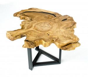Журнальный столик из карагача