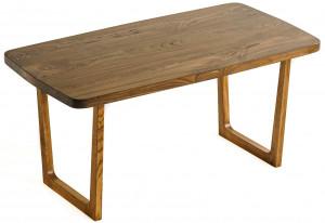 Обеденный стол из массива карагача