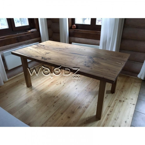 Стол из массива карагача - Model 2900