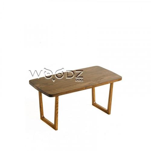 Стол из массива карагача - Model 2882/1