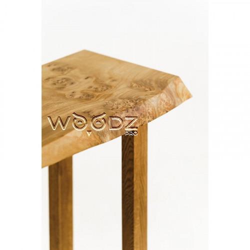 Скамейка из карагача - Model 185