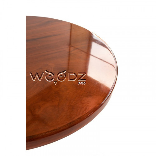 Обеденный стол из массива карагача с покрытием