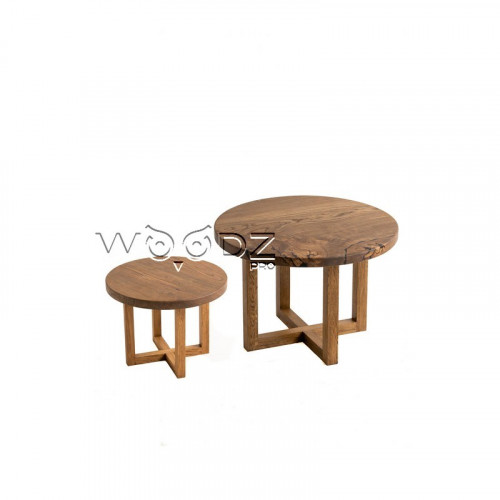 Стол обеденный из массива карагача - Model 2787
