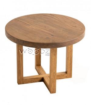 Журнальный стол из слэба карагача