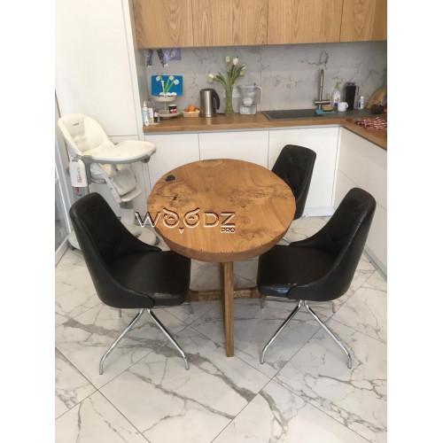 Обеденный стол из массива карагача - Model 3014