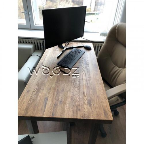 Деревянный мебельный щит в стиле лофт