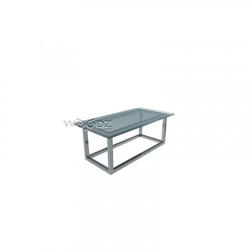 Металлическое подстолье для стола в стиле лофт
