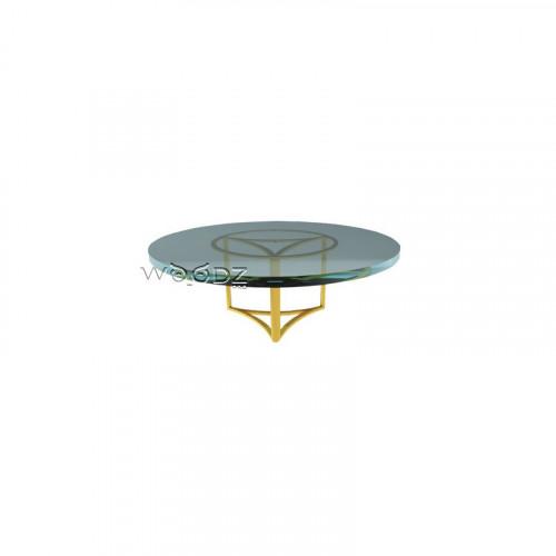 Металлическое подстолье для круглого стола