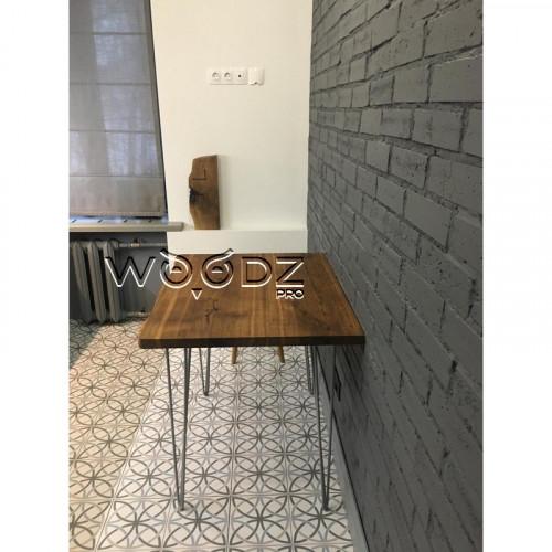 Обеденный стол из дерева дуба